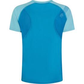 La Sportiva Catch T-Shirt Women neptune/pacific blue